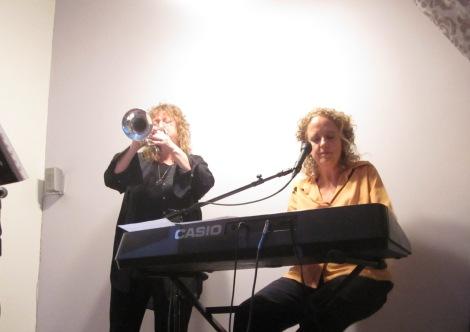 Pam & Cynthia