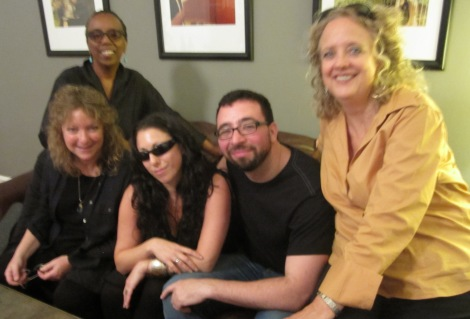 Mahmouda, Pam, Stefani, Pete, & Cynthia