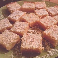 Lemon Squares!
